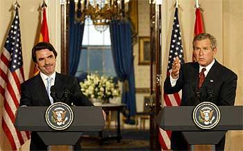 ¡Soy el Presidente, que...voy...!